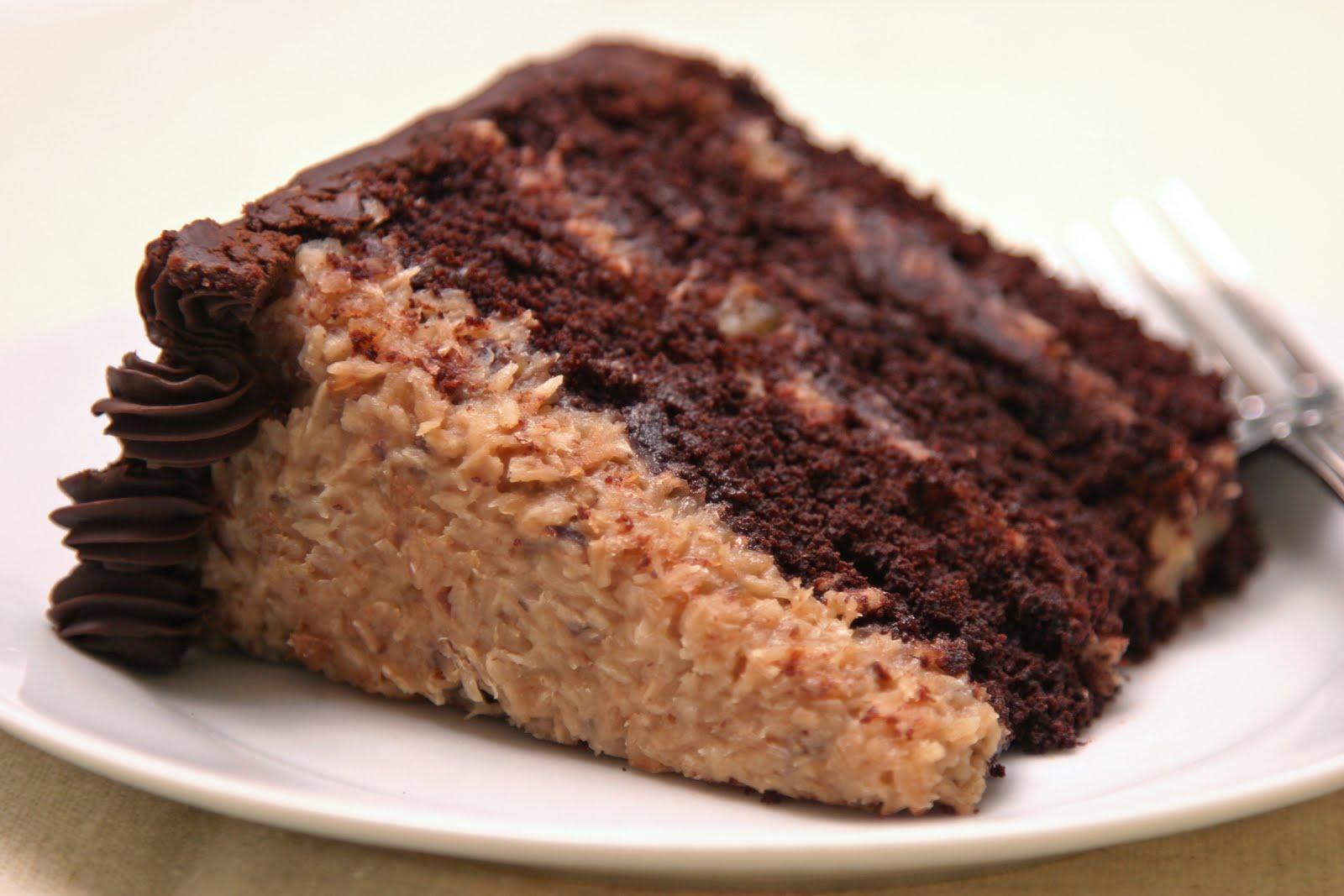 Oprah Chocolate Cake Recipe