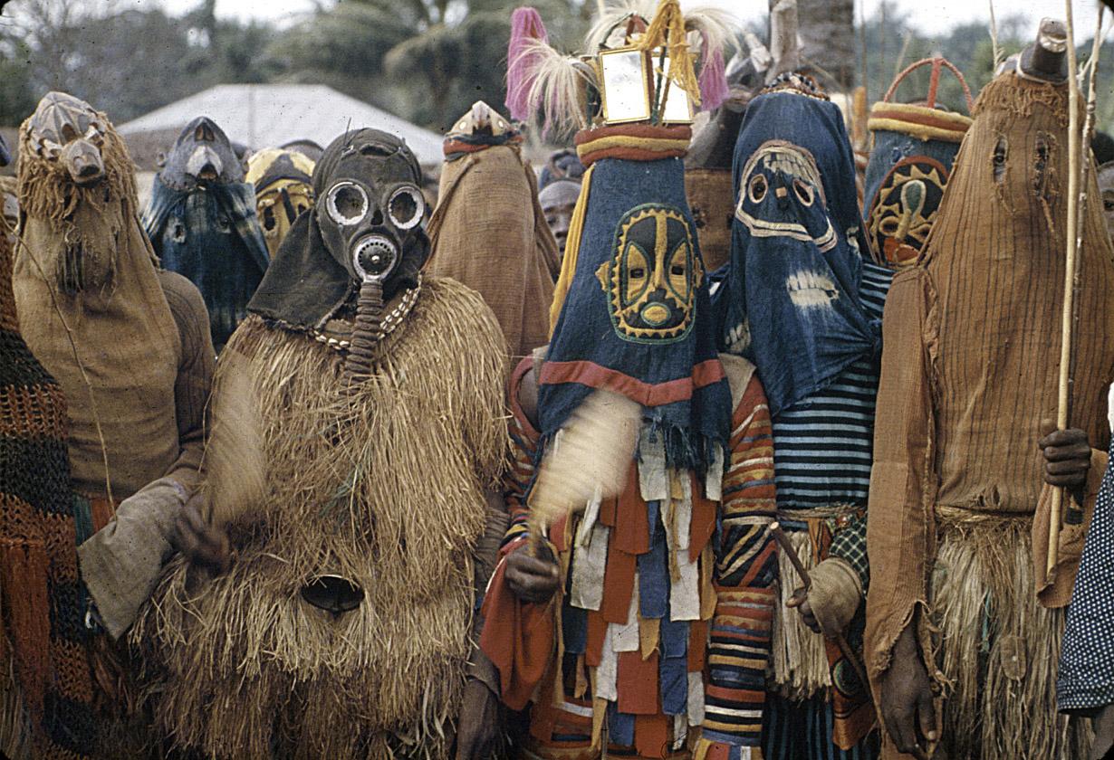 Igbo Masquarades