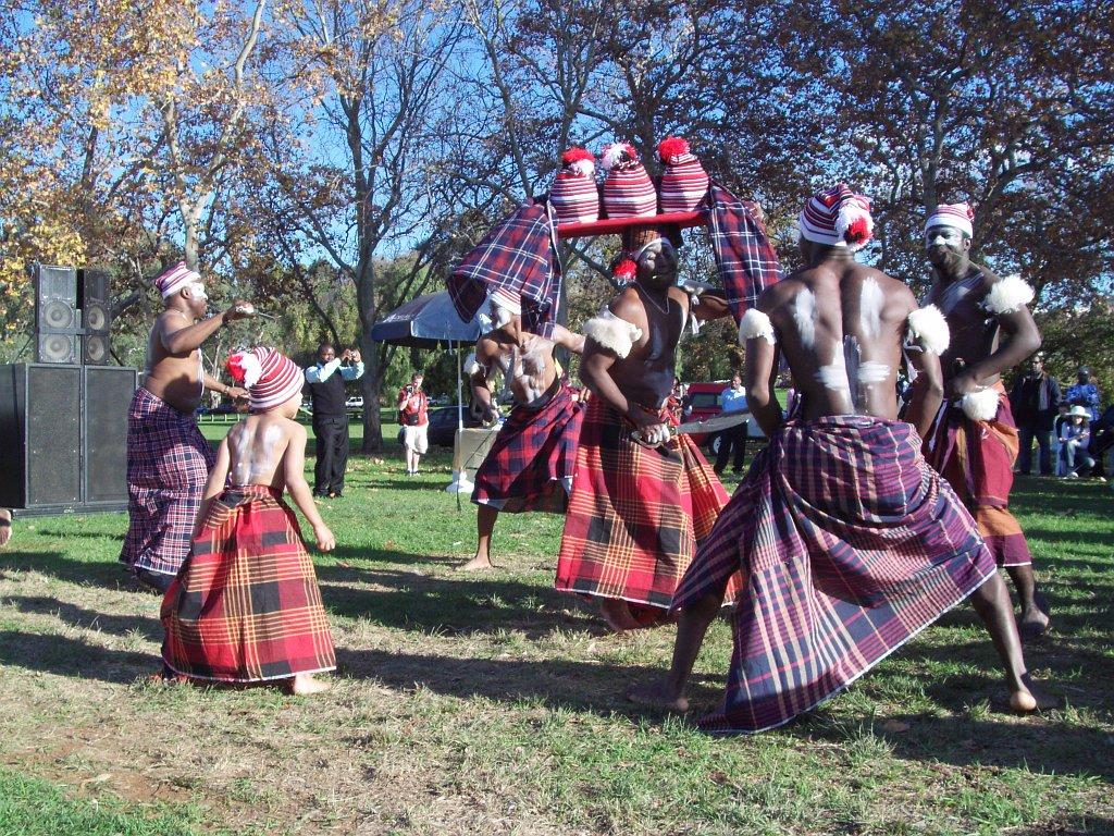 Igbo War Dance The Trent
