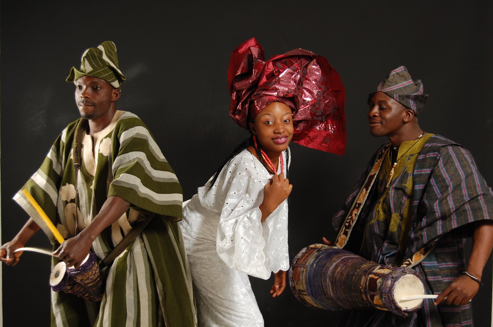 Nigerian Ethnic Group 115