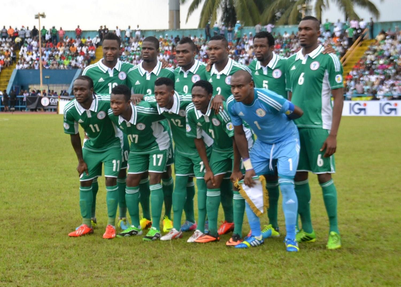 Nigerian Eagles Super The Trent