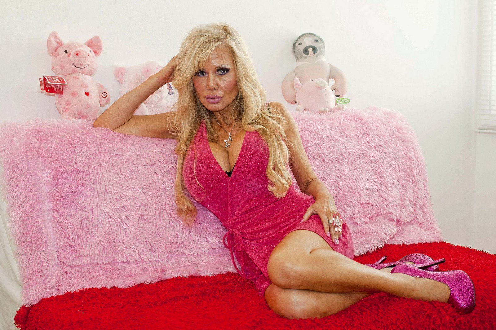 #FirstPerson: Woman Obsessed With Barbie Dolls Undergoes