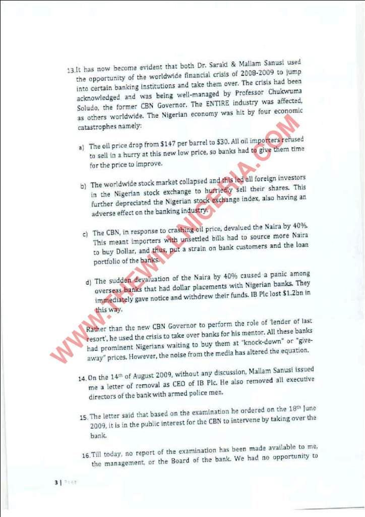 Dr. Erastus Akingbola Document The Trent 3