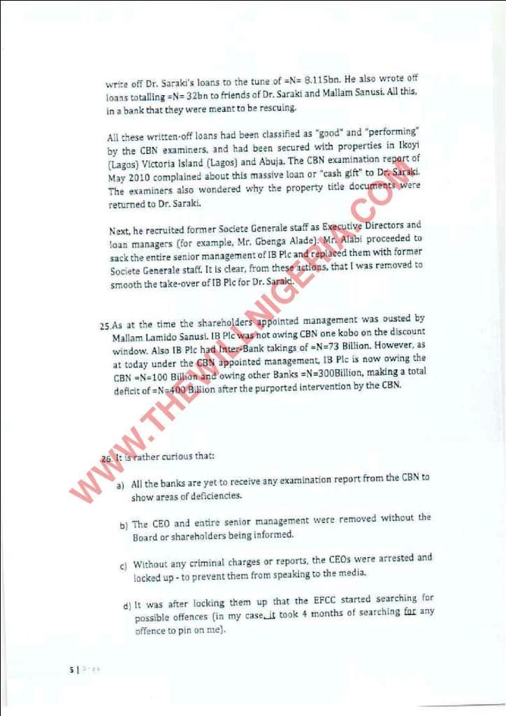 Dr. Erastus Akingbola Document The Trent 5