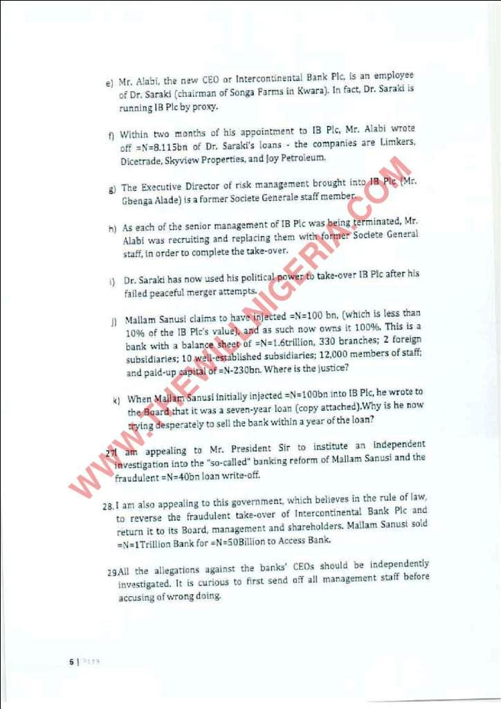 Dr. Erastus Akingbola Document The Trent 6