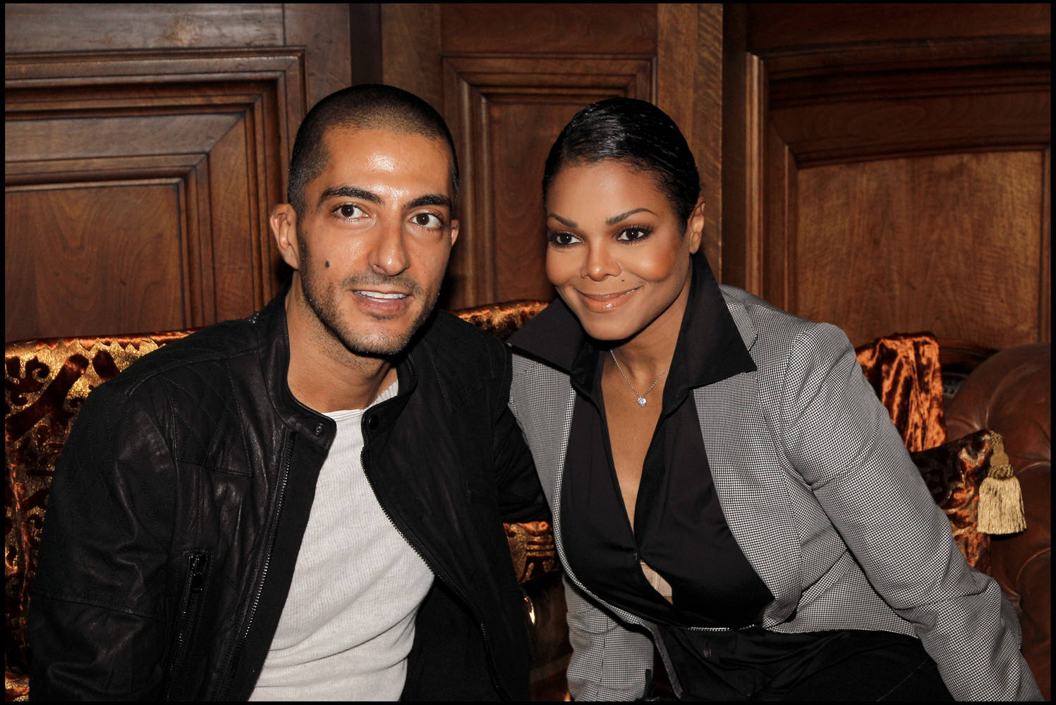 Janet Jackson and billionaire husband, Wissam Al Mana
