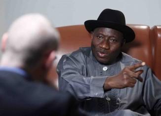 North Goodluck Jonathan 2019