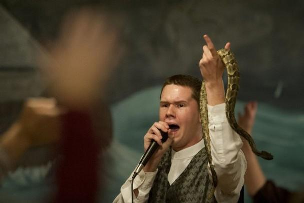 Snake Pastor The Trent 9