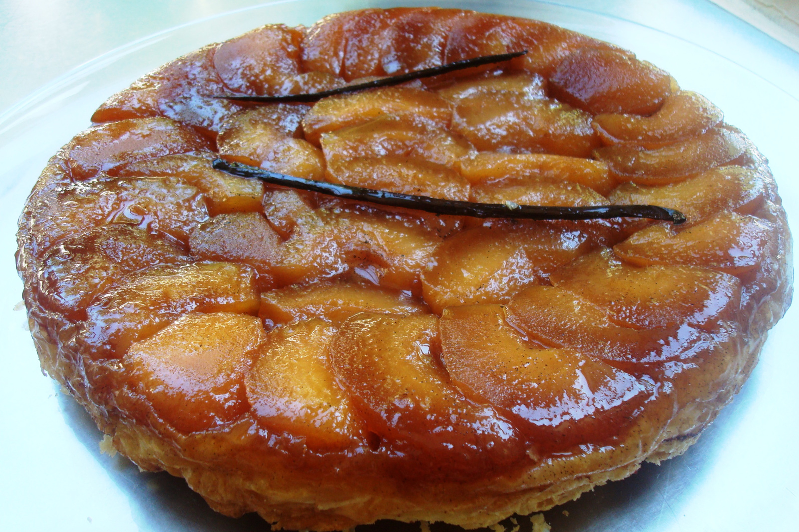 Tarte Tatin Recipe — Dishmaps