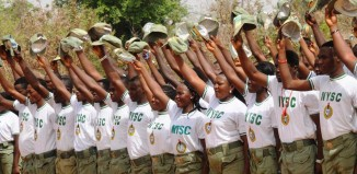 NYSC Youth Corp Youth Corps member