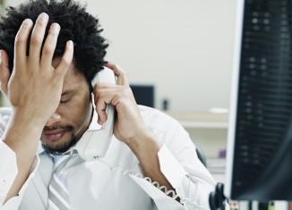 business businessman worried man