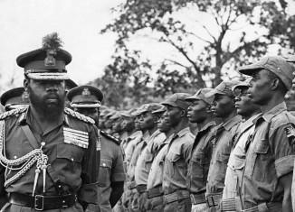 Emeka Ojukwu Biafra South East IPOB Nnamdi Kanu