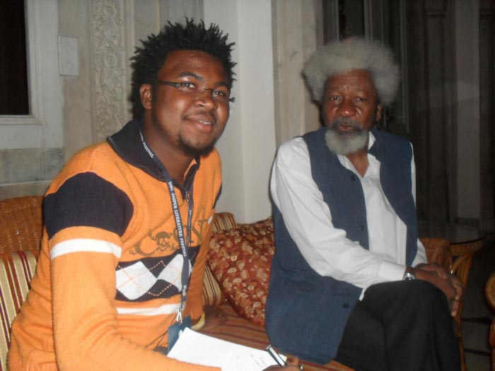 soyinka essays The poet and playwright wole soyinka is a towering figure in world literature he has won international acclaim for his verse, as well as for novels such as the.