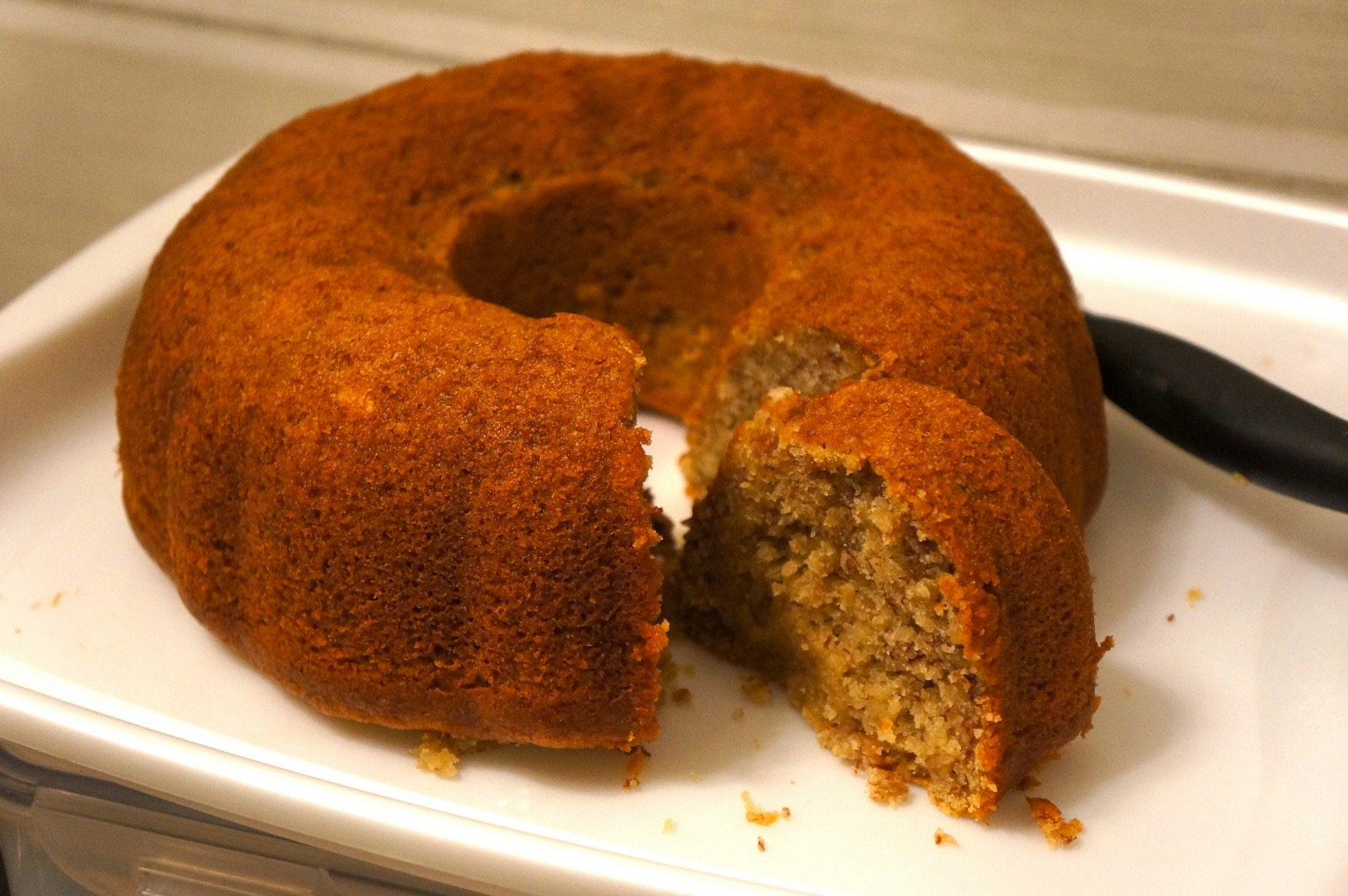 Banana Cake Recipe In Urdu Video: Sweet Sunday: Surprise Banana Cake [RECIPE]