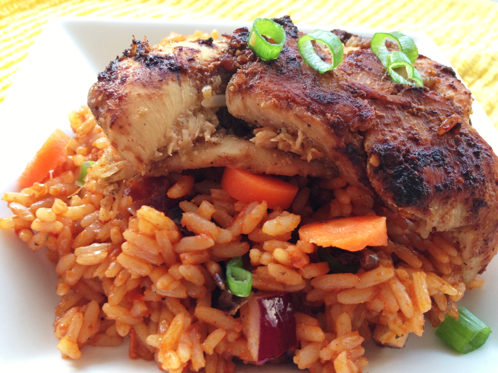 Nigerian Dishes: A Borrowed Delicacy Which We Domesticated ...
