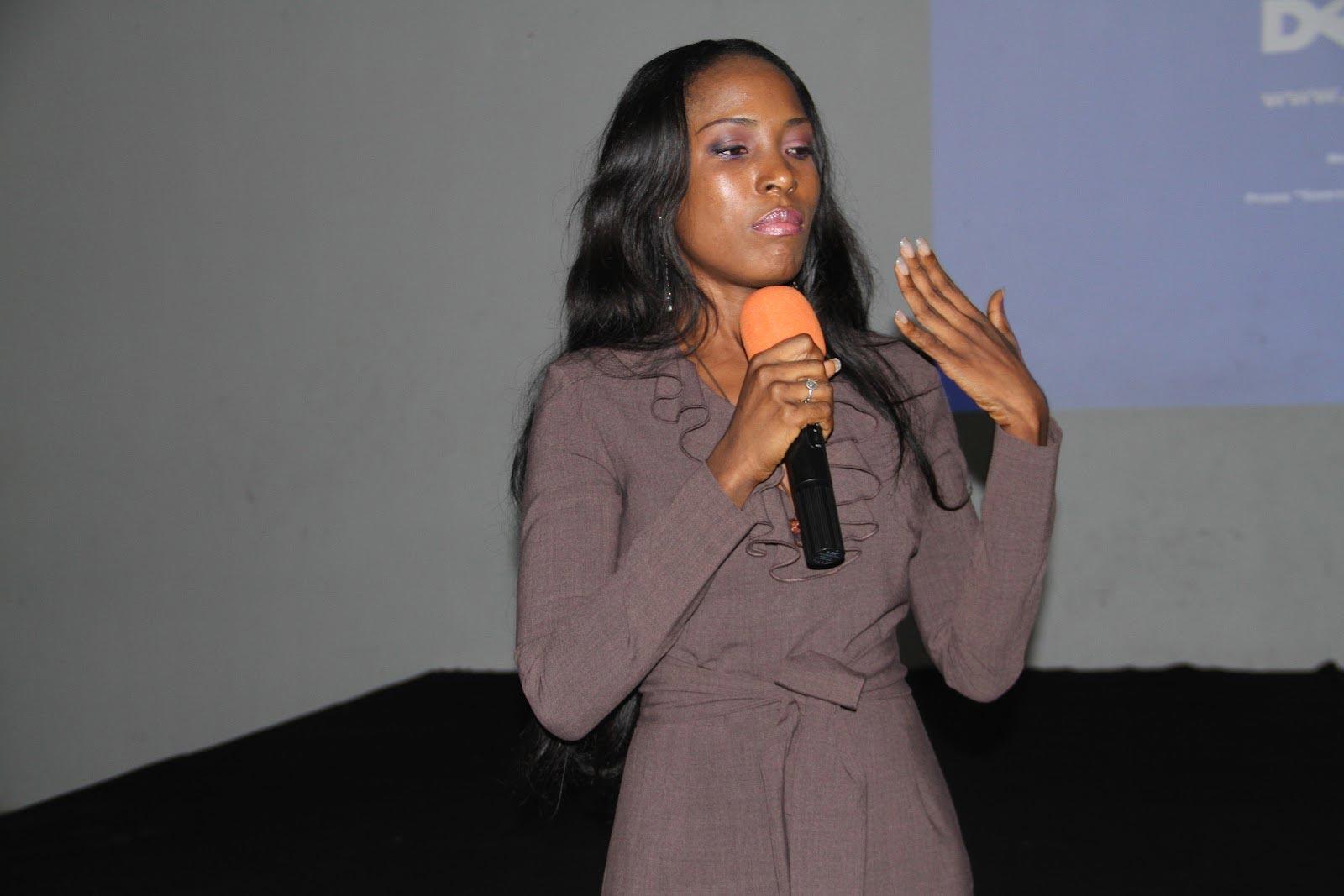 Nigeria's top blogger, Linda Ikeji   Olorisupergal