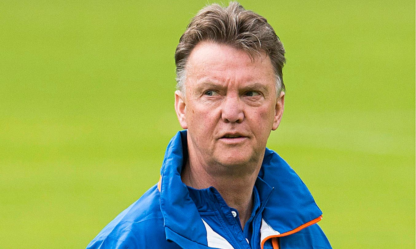 Manchester United Confirms Van Gaal's Sack, To Announce
