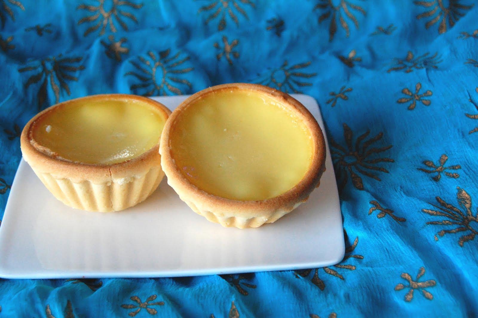 how to make chinese egg custard dessert