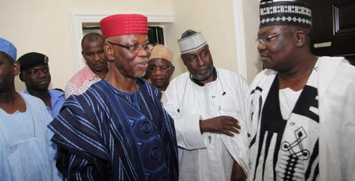 APC National Chairman, John Odigie-Oyegun Support Groups