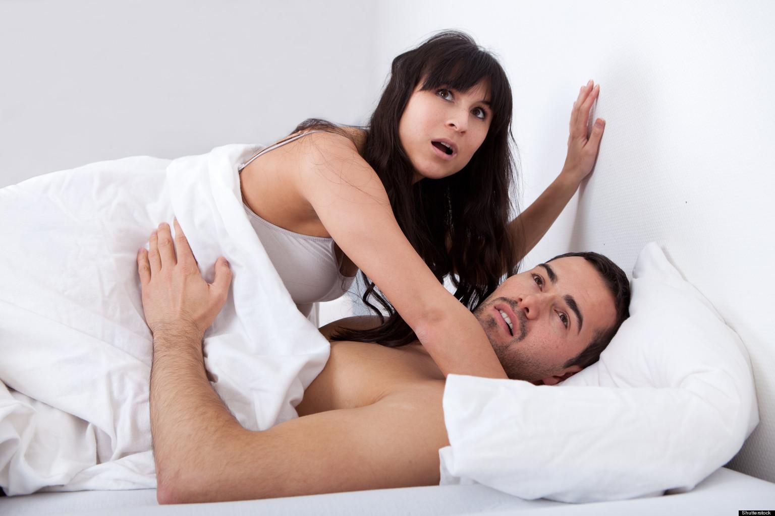 Любовник трахает жену друга