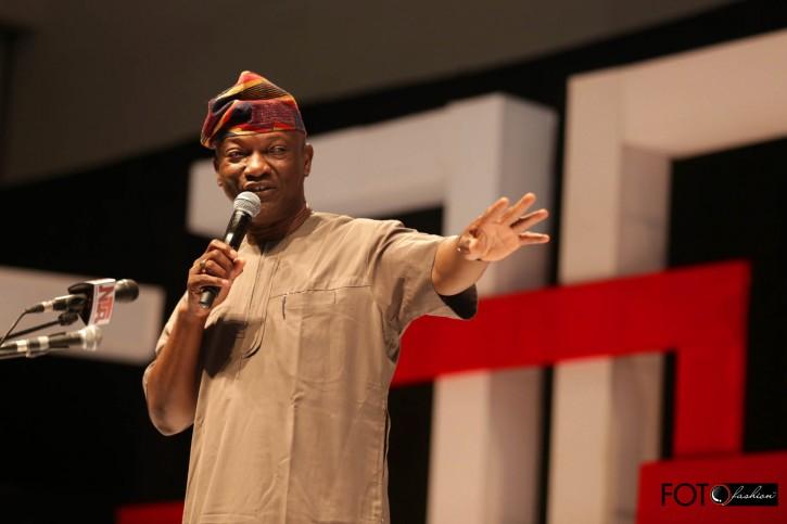PVC Event Lagos Goodluck Jonathan PDP Jimi Agbaje
