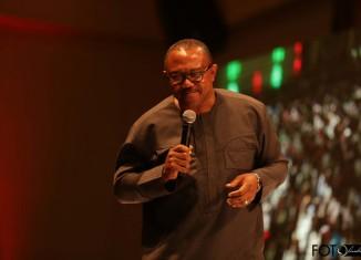 Former Anambra Governor Peter Obi