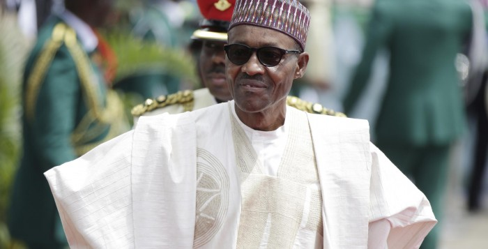 Intersociety General Muhammadu Buhari APC Nigeria