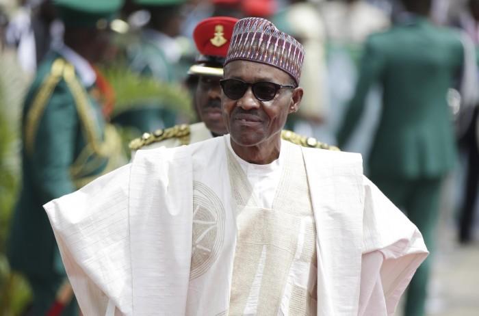 Intersociety General Muhammadu Buhari APC Nigeria