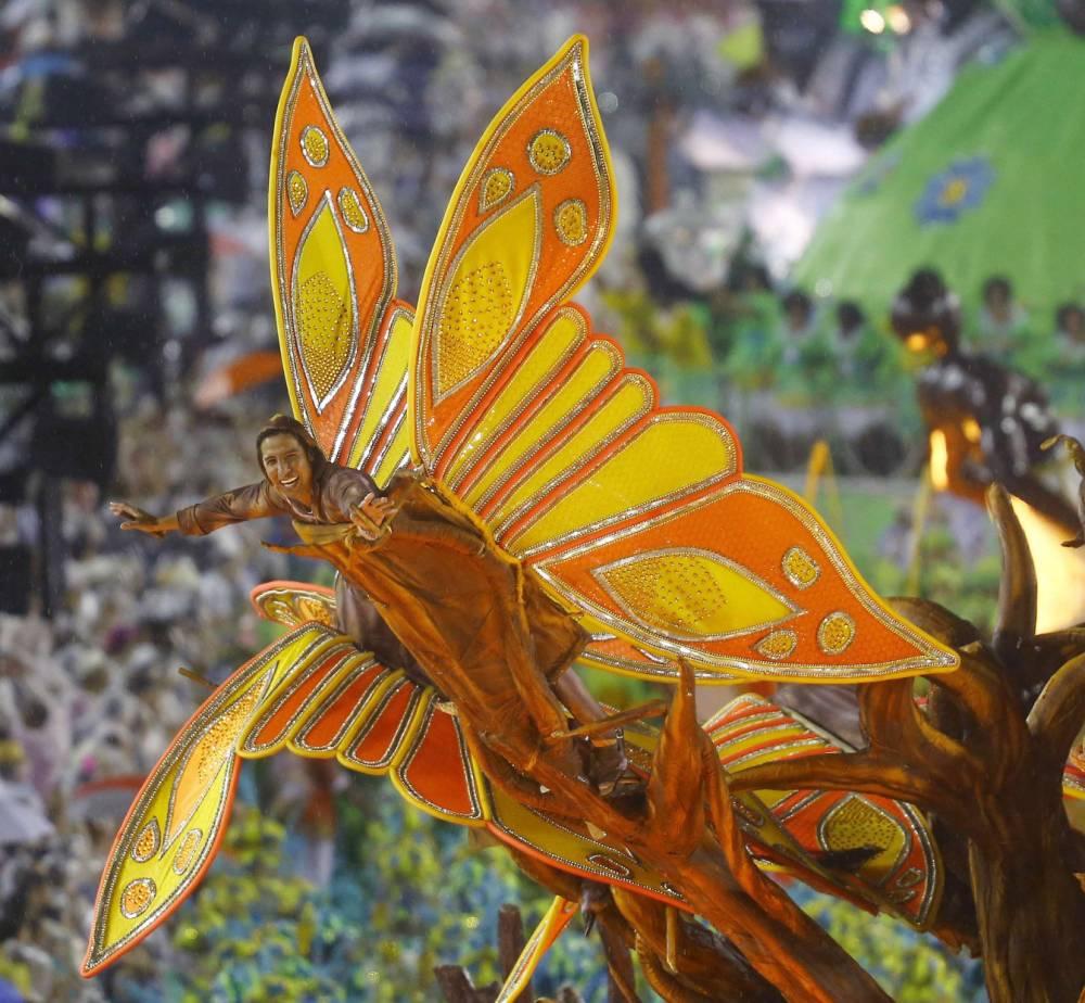 Carnival 2012 - The Atlantic  |Brazilian Carnival Ladies