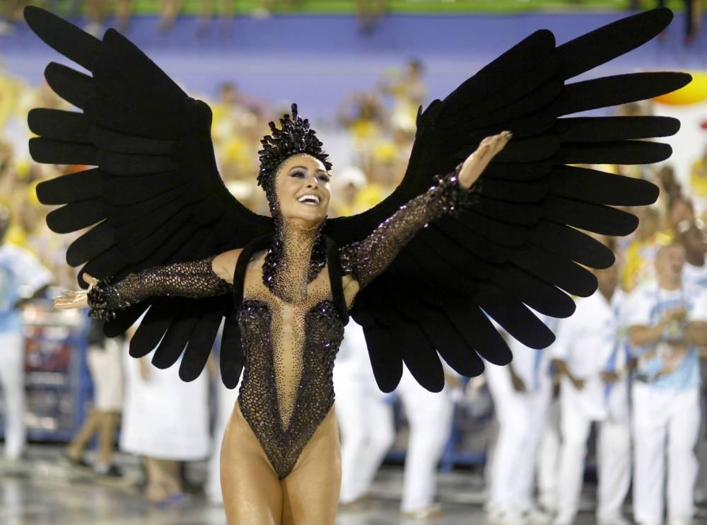 Brazilian samba dance nwe episodes 2017. | Samba costume