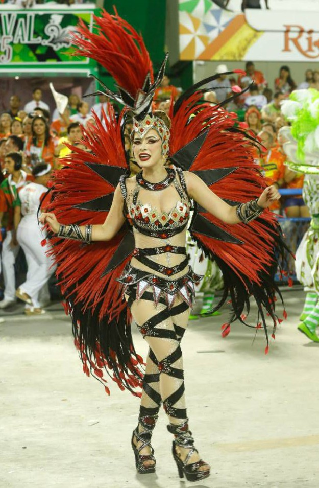 Zika Virus Highlights Flaws in Public Health Approaches in ...  |Brazilian Carnival Ladies