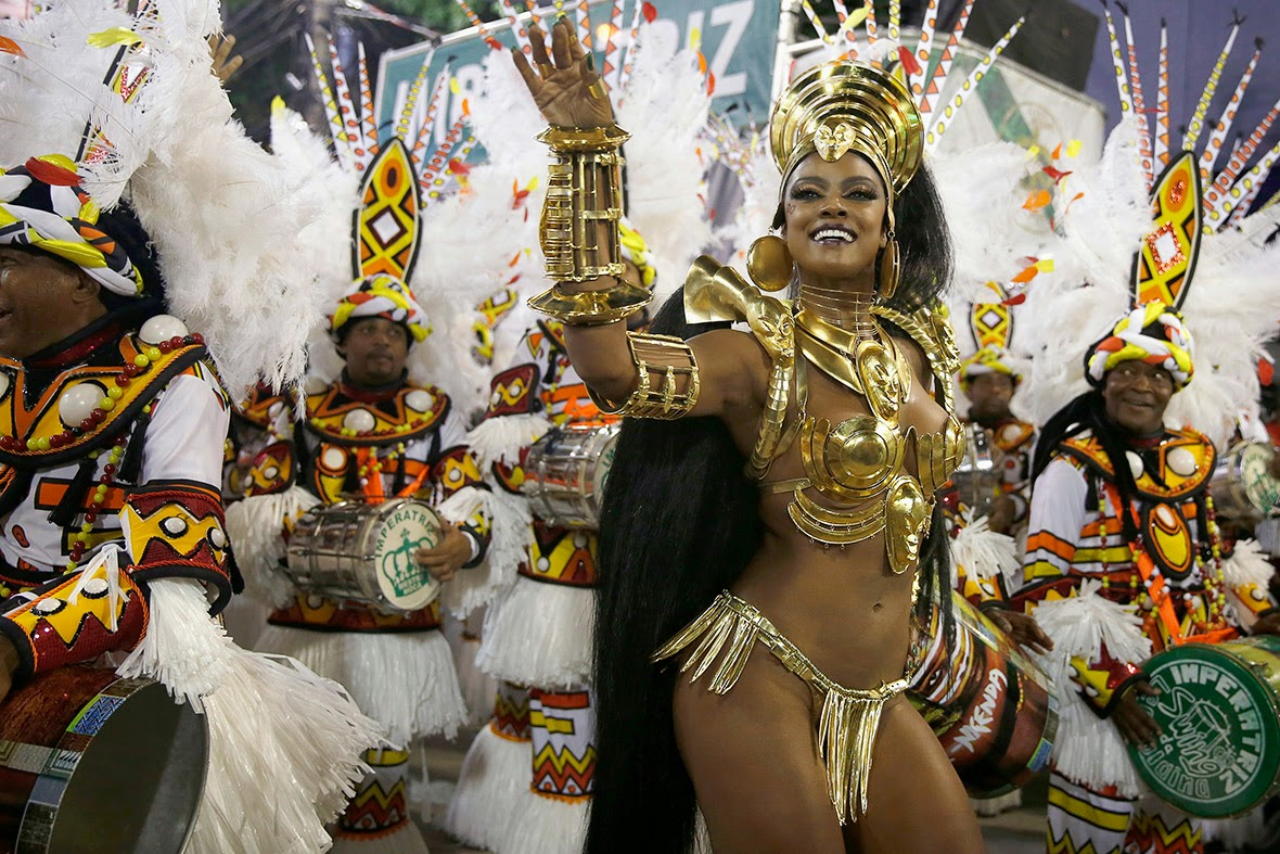 Nude brazil carnival stars big tits, woman fucked and bleeding