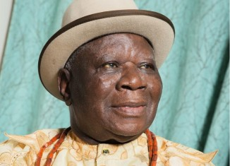 Edwin Clark Ijaw Niger Delta