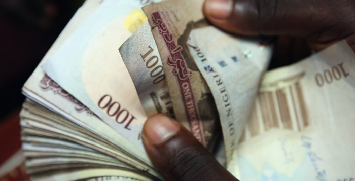 Naira CBN Central Bank Forex