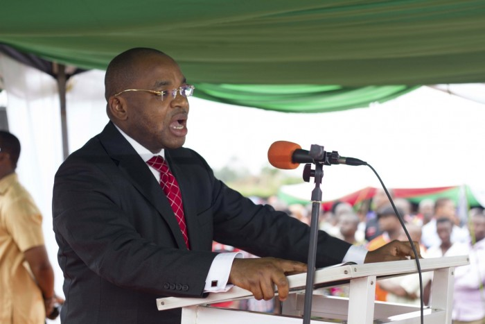 Governor Udom Emmanuel of Akwa Ibom State Leader