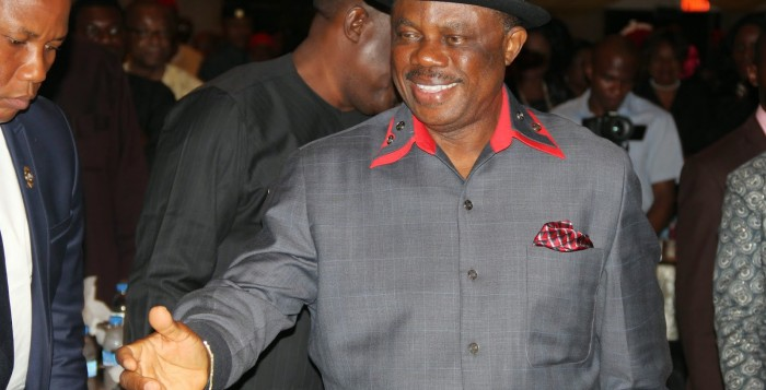 Charles Soludo Anambra Governor Willie Obiano