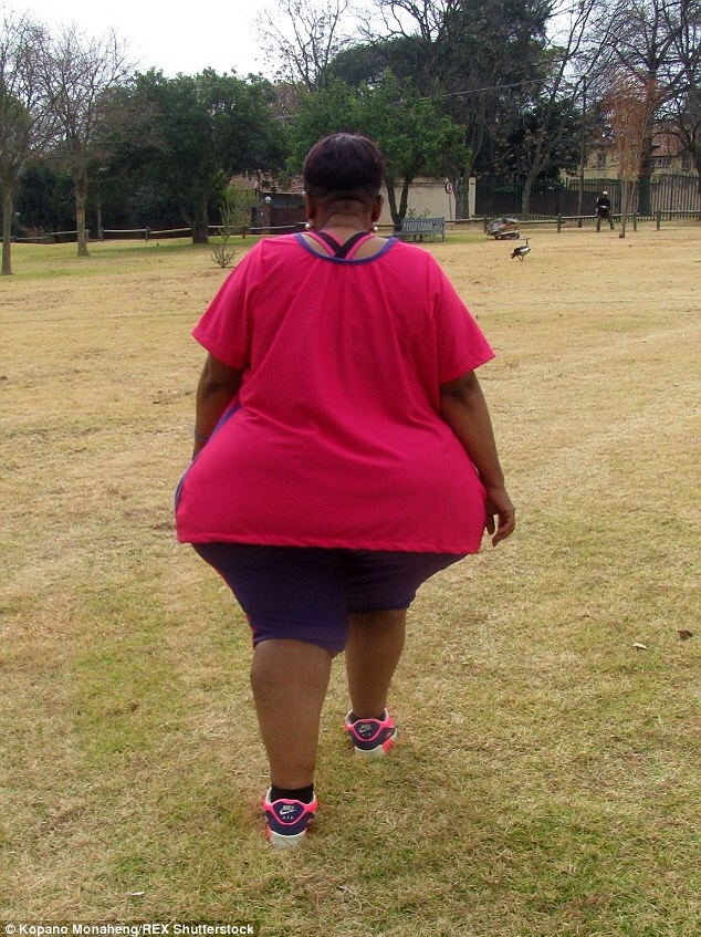 Every Man Wants To Have Sex With Me - Woman With Massive Hips Laments Photos - The Trent-5531