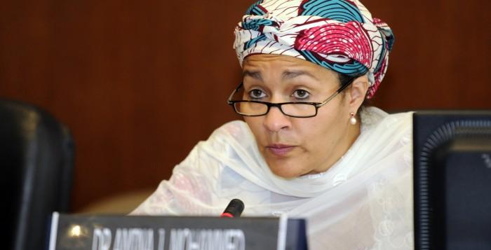 Amina J. Mohammed Ogoni UN Ogoniland Cleanup