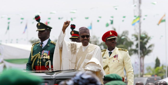 Amnesty International Nigeria's President Muhammadu Buhari