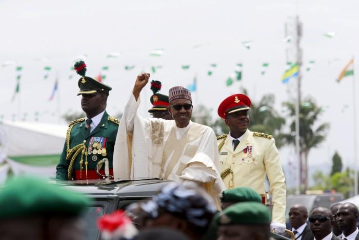 Amnesty International Nigeria's President Muhammadu Buhari