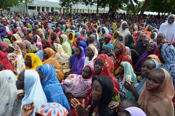 Boko haram relief, north east nigeria, United Nations, IDP