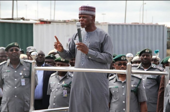 Hameed Ali Comptoller-General of Nigeria Customs Service, Hamid Ali
