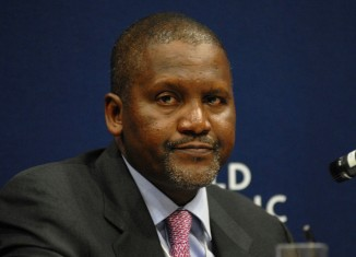 Aliko Dangote Apapa Port