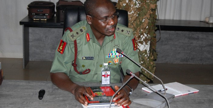 officers Kaduna Soldiers Coup Brazilian Nigeria Nigerian Army pro-trump biafra pro-biafra Tukur Buratai Biafra Southern Kaduna Shia Shi'ite Nigerian Army