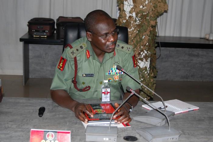 Brazilian Nigeria Nigerian Army pro-trump biafra pro-biafra Tukur Buratai Biafra Southern Kaduna Shia Shi'ite Nigerian Army