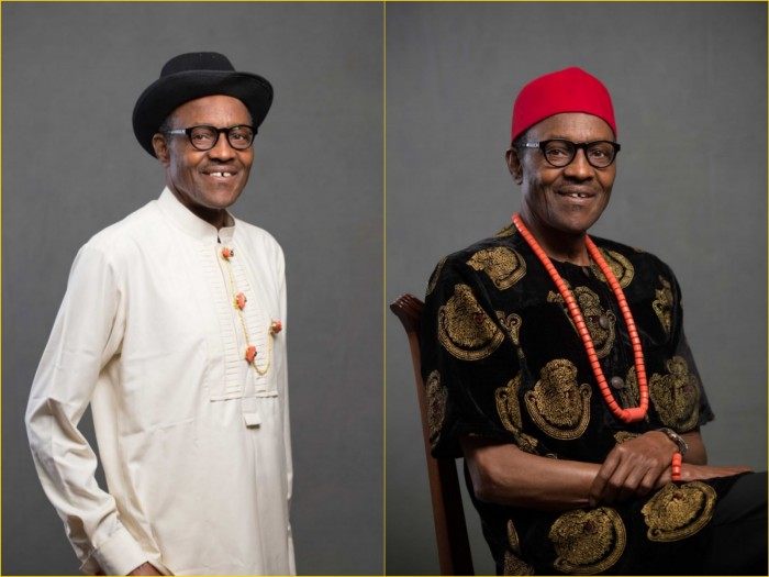 Muhammadu Buhari Niger Delta Nigeria Troops