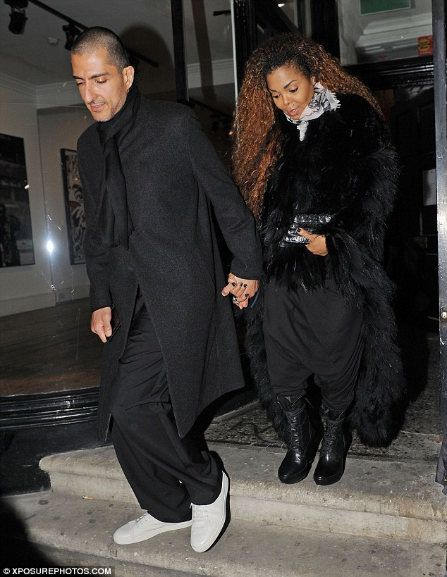 50c950d1c924 Janet Jackson Splits From Billionaire Husband After 5 Years – Report ...