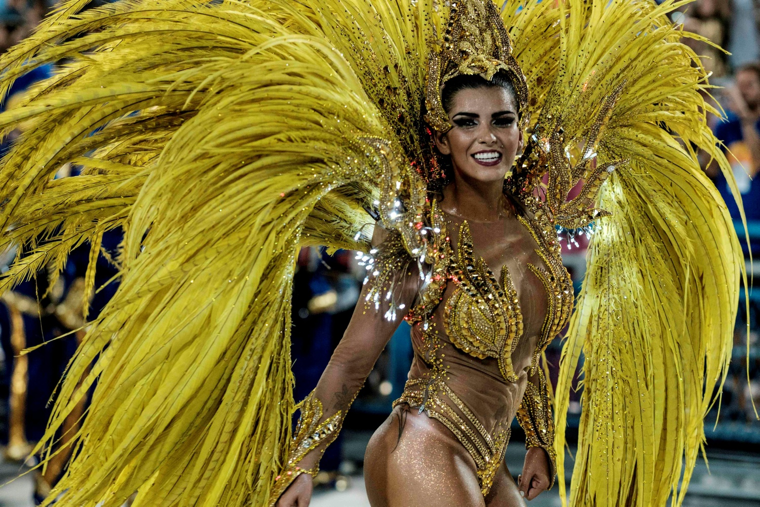 the spectacular carnival in rio de janeiro The greatest show on earth rio carnival comes to a spectacular close with glittering costumes, jaw-dropping parades and a dazzling riot of colour.