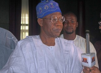 Lai Mohammed Nigeria