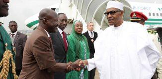 Muhammadu Buhari Ibrahim Magu EFCC